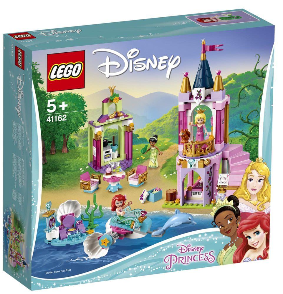 LEGO Disney 41162 Královská oslava Ariel, Šípkovová Růženka