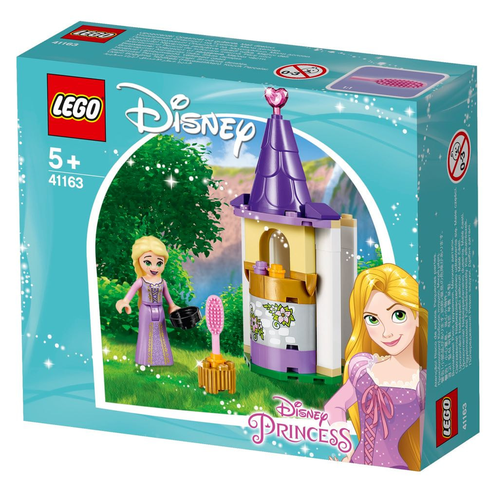 LEGO Disney 41163 Locika a její věžička
