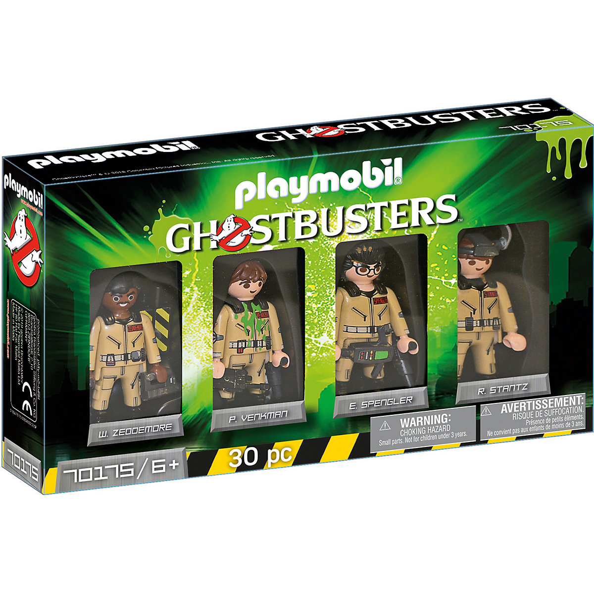 Playmobil 70175 Ghostbusters Set figurek