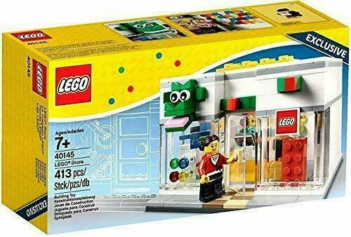 Lego Limited Edition 40145 Store exclusive Grand opening 2015