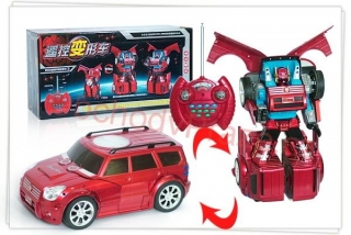 Alltoys RC auto CHangeable transformer 1:20