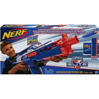 Hasbro Nerf N-Strike Elite RapidStrike CS-18