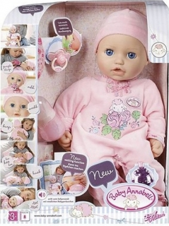 Zapf Creation Baby Annabell 794401