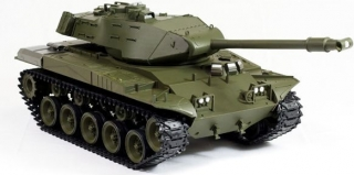 Heng Long RC TANK 1:16 U.S.M41A3 WALKER BULLDOG kouř zvuk