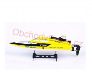 WL 912 2.4G RC Racing Boat