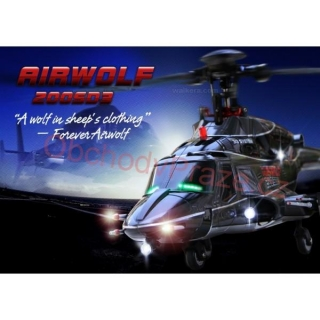 RC Walkera Airwolf 200SD3 RTF