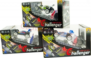 WL Toys RC Challenger Truggy 1:32