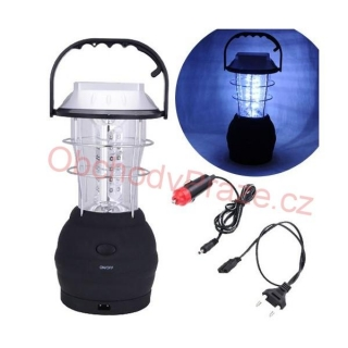 Super Bright Hand Crank Solar LED Lantern