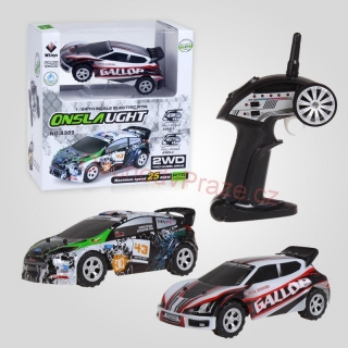 WL Toys rally 2WD, 1:28, A-898