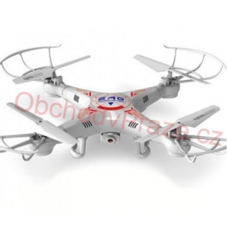 Dron Koome K300C HAWK EYE, 4CH 2,4 GHz, s HD kamerou (model 2015)