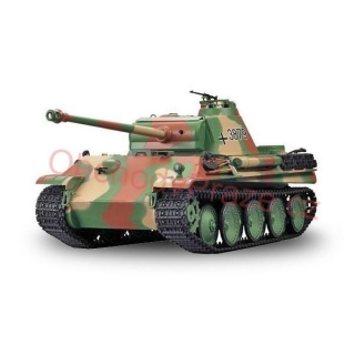 Alltoys RC tank 1:16 GERMAN PANTHER TYPE G LATE VERSION 3879 maskovaný