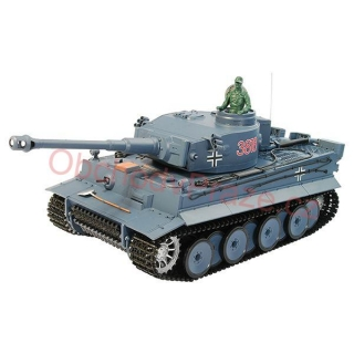 Alltoys RC tank 1:16 GERMAN TIGER I 3818-1 s kouřovým efektem