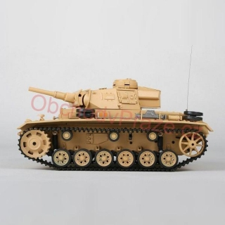 Alltoys RC tank 1:16 Tauch Panzer III Ausf. H 3849