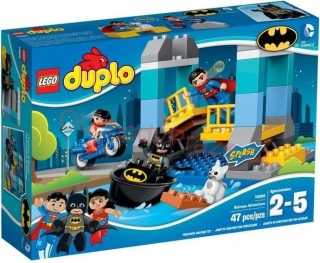 Lego Duplo 10599 Batman, Superman, Wonder Woman Diana