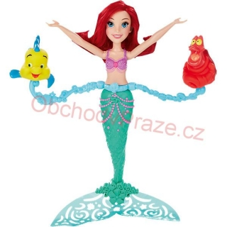 Hasbro Disney Princess Ariel do vody