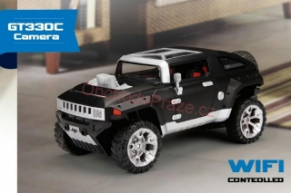 Alltoys RC auto HUMMER DRIVE SPY WIFI APPLE,ANDROID CAMERA