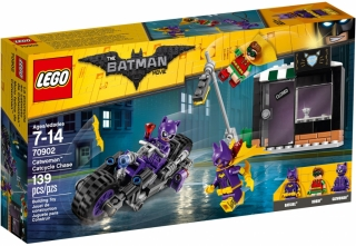 Lego Batman 70902 Catwoman Catcycle Chase