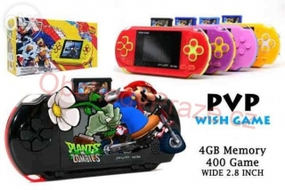 PVP DW-118 portable console 400 her