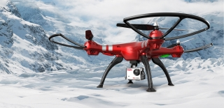 SYMA X8HG -Full-HD - RC_45559