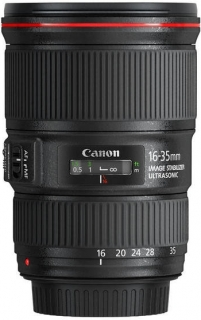 Canon 16-35mm f/4L IS USM