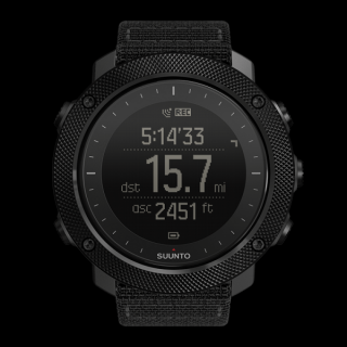 Suunto Traverse Alpha Foliage GPS/GLONASS Outdoor