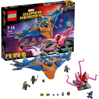 LEGO Super Heroes 76081 Confidential_Guardians of the Galaxy