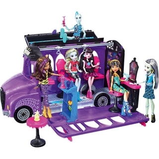 Mattel Monster High Monsterbus