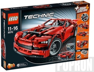 Lego Technic 8070 Super auto
