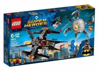 LEGO Super Heroes 76111 Batman: Zničení Brother Eye