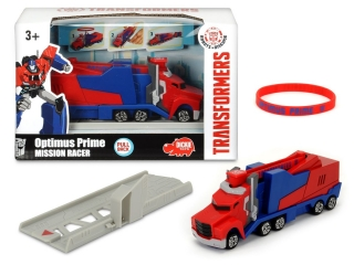Dickie Transformers Mission Racer Optimus Prime