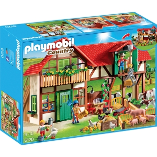 Playmobil 6120 farma