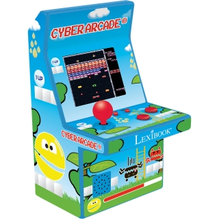 LEXIBOOK Electronic RETRO Games 300her