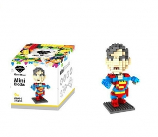 MiniBlocks mikrosvět Superman 220 dílků