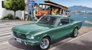 Ford Mustang 2 2 Fastback 1965 1:24