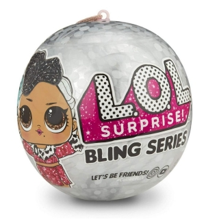 MGA L.O.L. Surprise Glam panenka