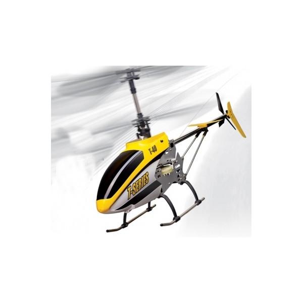 MJX RC vrtulník T-40C žlutý
