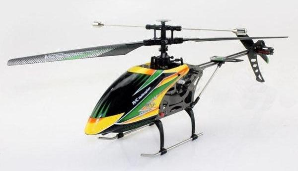 WL RC vrtulník Toys V912 - RTF, 4 Ch, 2,4 GHz, gyroskop V912