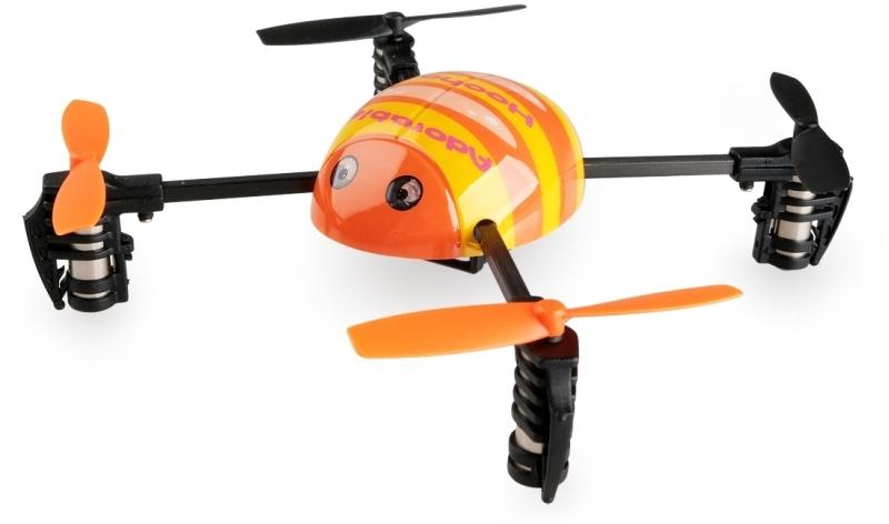 RC System Micro Q4 oranžová (RC3700)