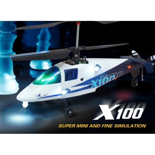 RC Walkera X 100 RTF