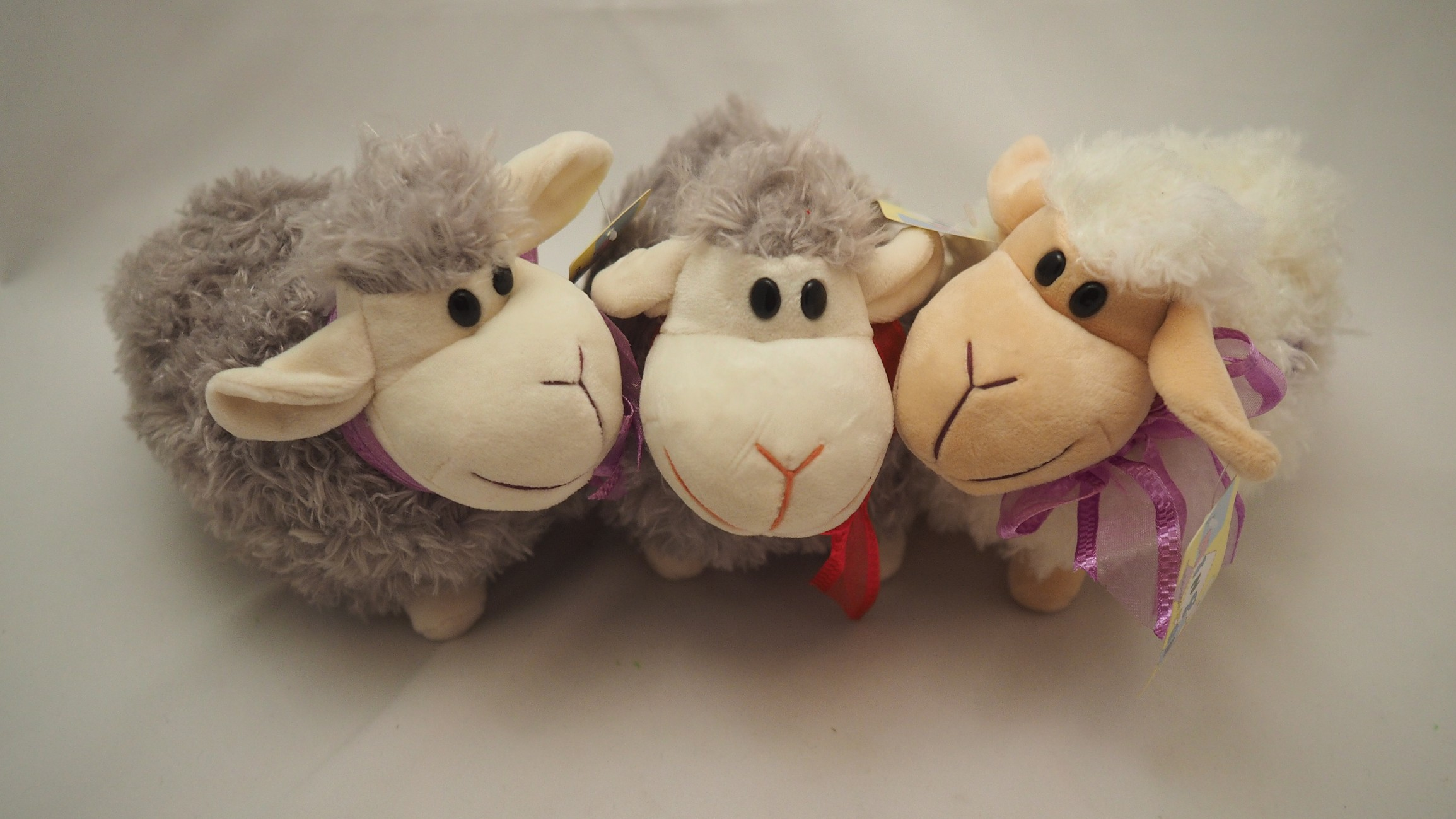 Plyšový ovečka (25 cm)