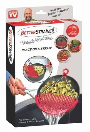 Cedník na pánev Better Strainer