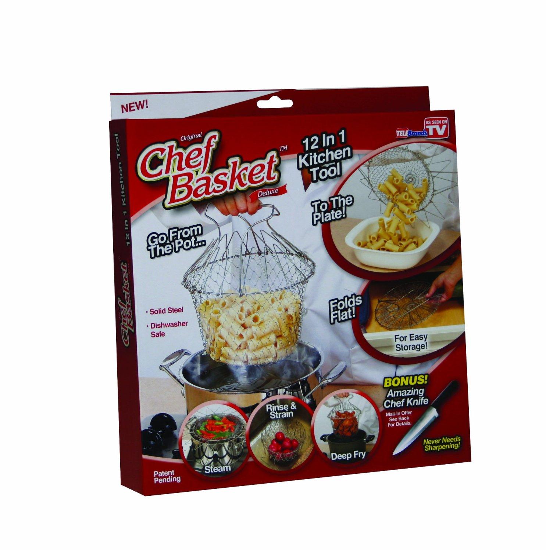 Košík na vaření, smažení - Chef Basket