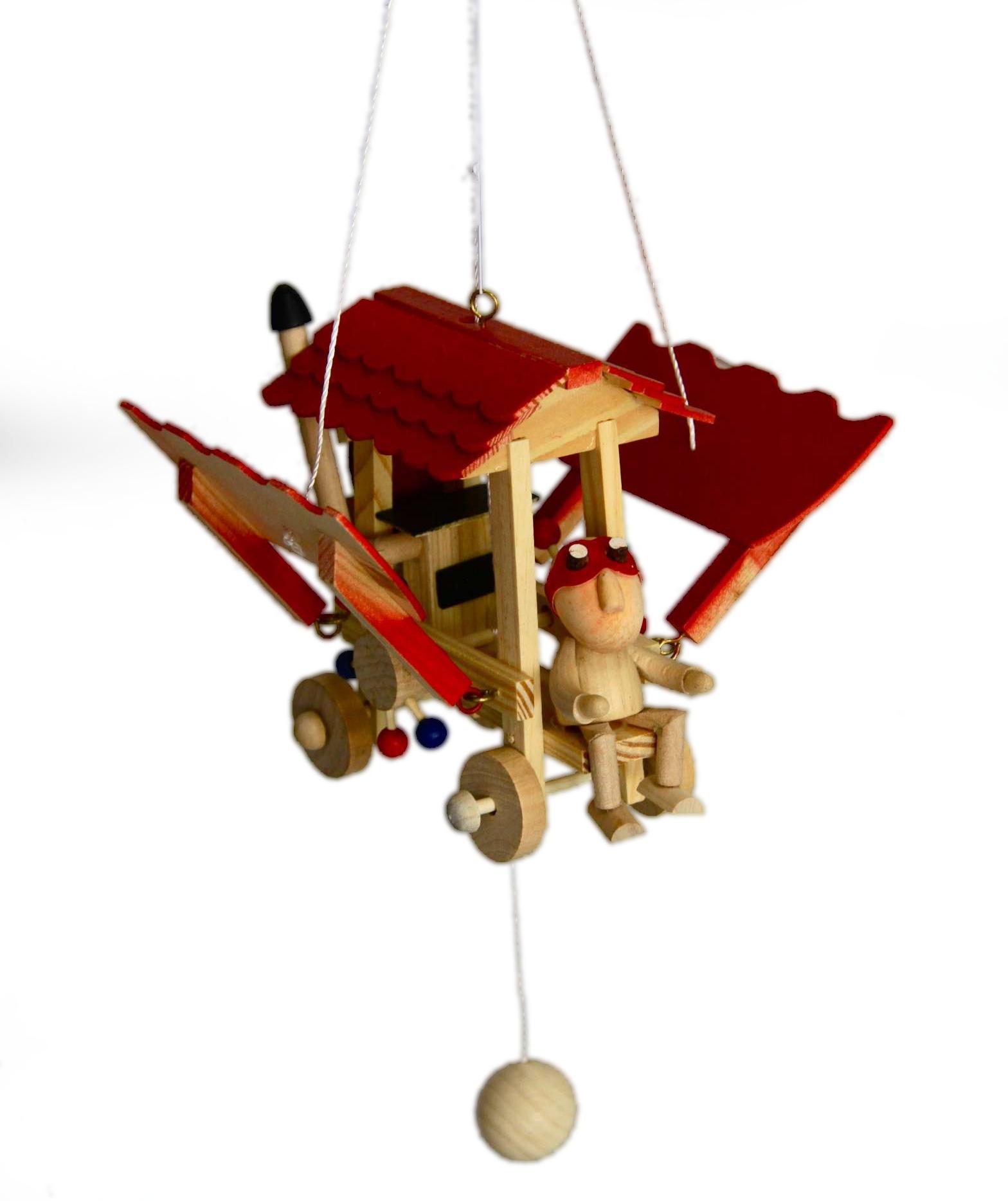 Dřevěná vzducholoď