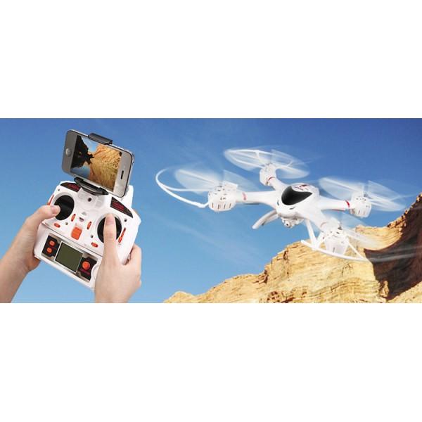 MJX X400-V2 , RC kvadrokoptéra - RTF, 4Ch, 2,4 GHz, FTP
