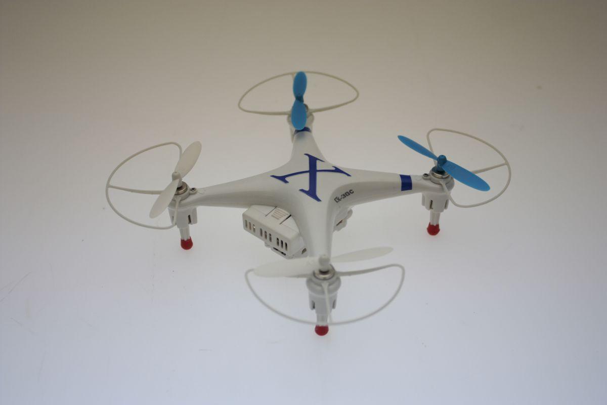 Cheerson CX30 RC dron s kamerou (zelená, modrá, oranžová, žlutá)