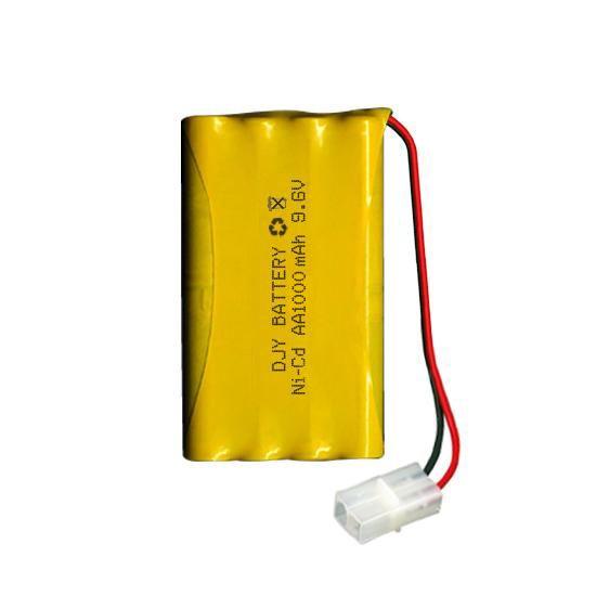 Baterie Ni-Cd 1200 mAh 9.6V