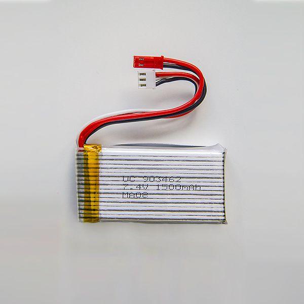 Baterie L959-35-01, Li-Pol 1500 mAh 7.4V / vhodné pro WL Toys auta 1:12