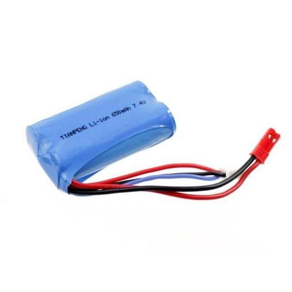 Baterie Li-Ion 650 mAh 7.4V