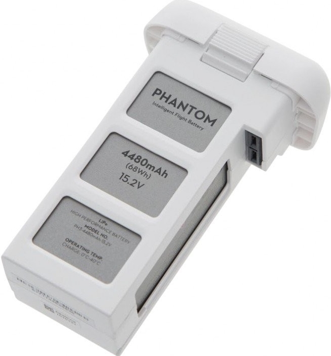 DJI LiPo 4480mAh 15,2V akumulátor Phantom 3 - DJI0322-01