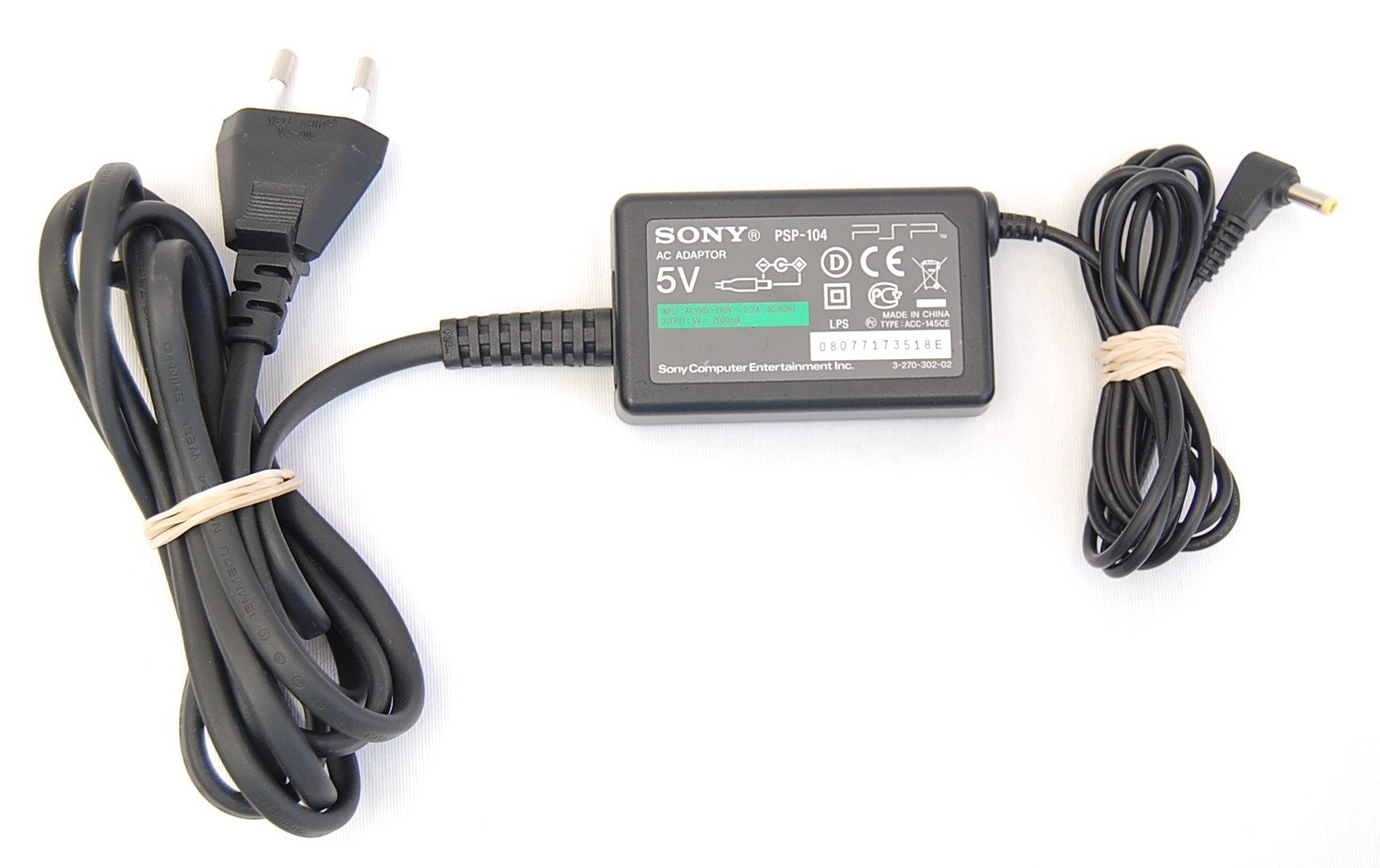 AC Adapter PSP original